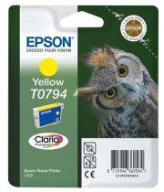EPSON Serie Chouette - T0794 Jaune