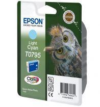 EPSON Serie Chouette - T0795 Cyan clair