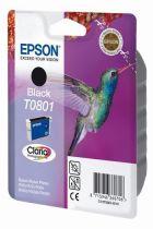 EPSON Serie Colibri - T0801 Noir