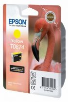 EPSON Serie Flamand Rose - T0874 Jaune