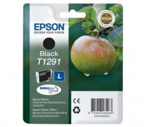 EPSON Serie Pomme - T1291 Noir