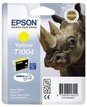 EPSON Serie Rhinocèros - T1004 Jaune