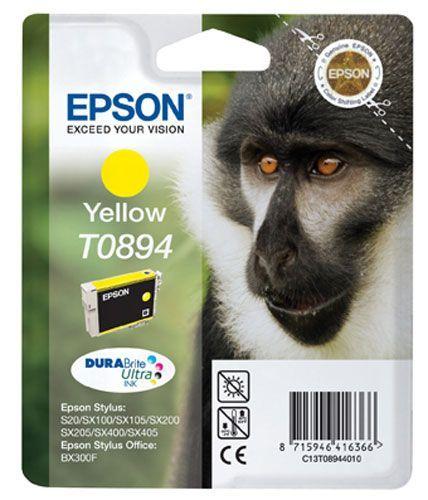 EPSON Serie Singe - T0894 Jaune