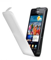 Etui coque Blanc Samsung Galaxy S2 I9100