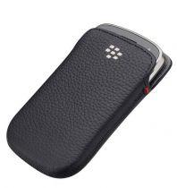 Etui slim noir Blackberry 9900 Bold