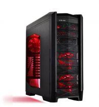 Helios Boîtier PC Prophecy LED rouge - A8119R30