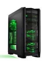 Helios Boîtier PC Prophecy LED Vert - A8119G30
