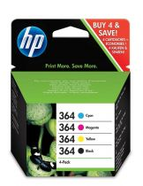 HP Combo Pack N°364 - SD534EE 3 couleurs