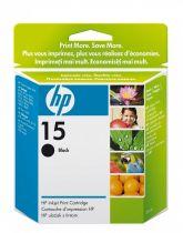 HP N°15 - C6615DE - Cartouche noire Haute capacité