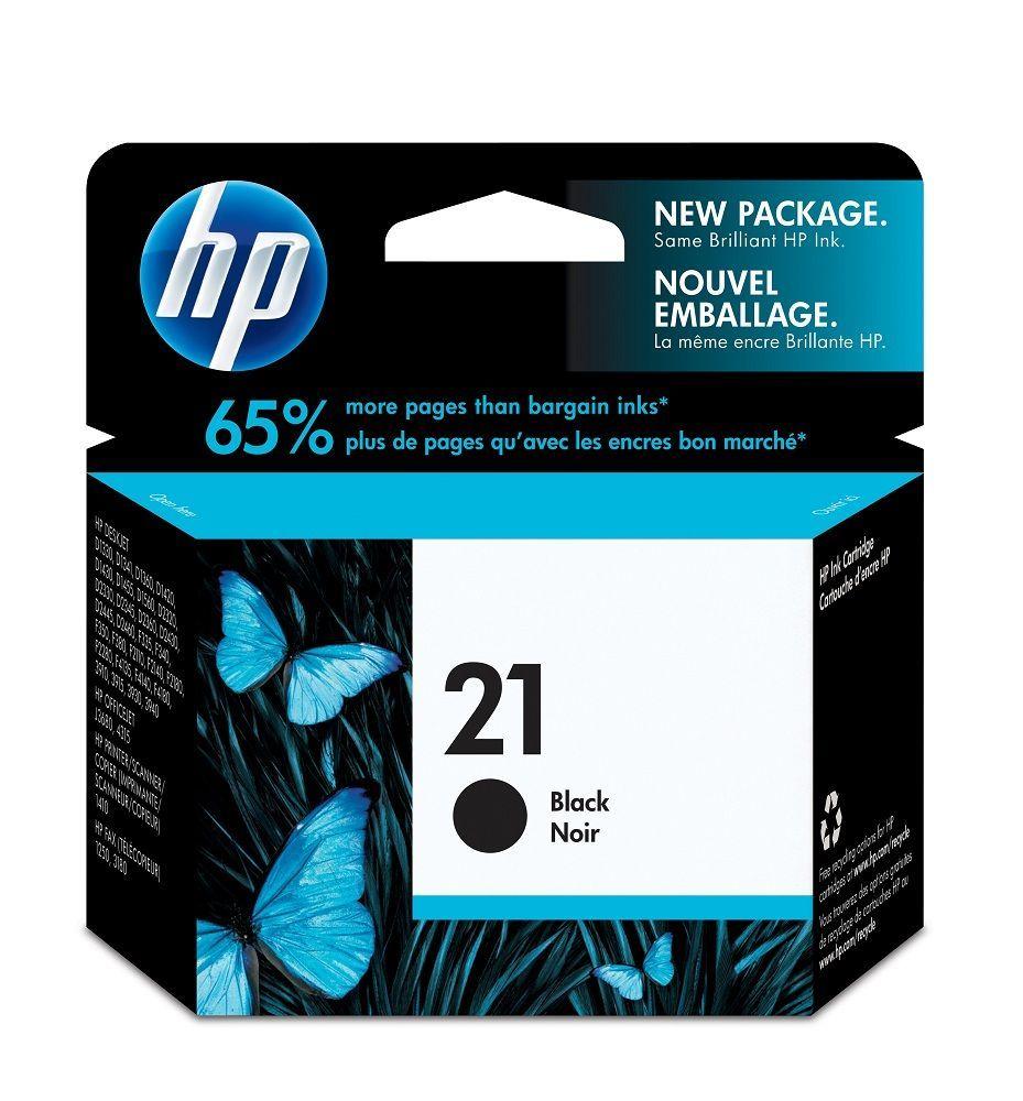 HP N°21 - C9351AE Noire
