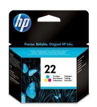 HP N°22 - C9352AE - Cartouche 3 couleurs