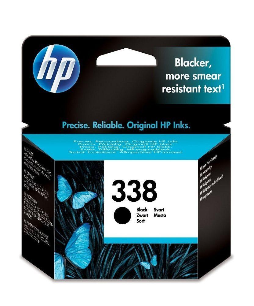 HP N°338 - C8765EE - Cartouche Noire