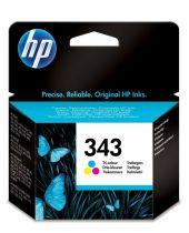 HP N°343 - C8766EE - Cartouche 3 couleurs