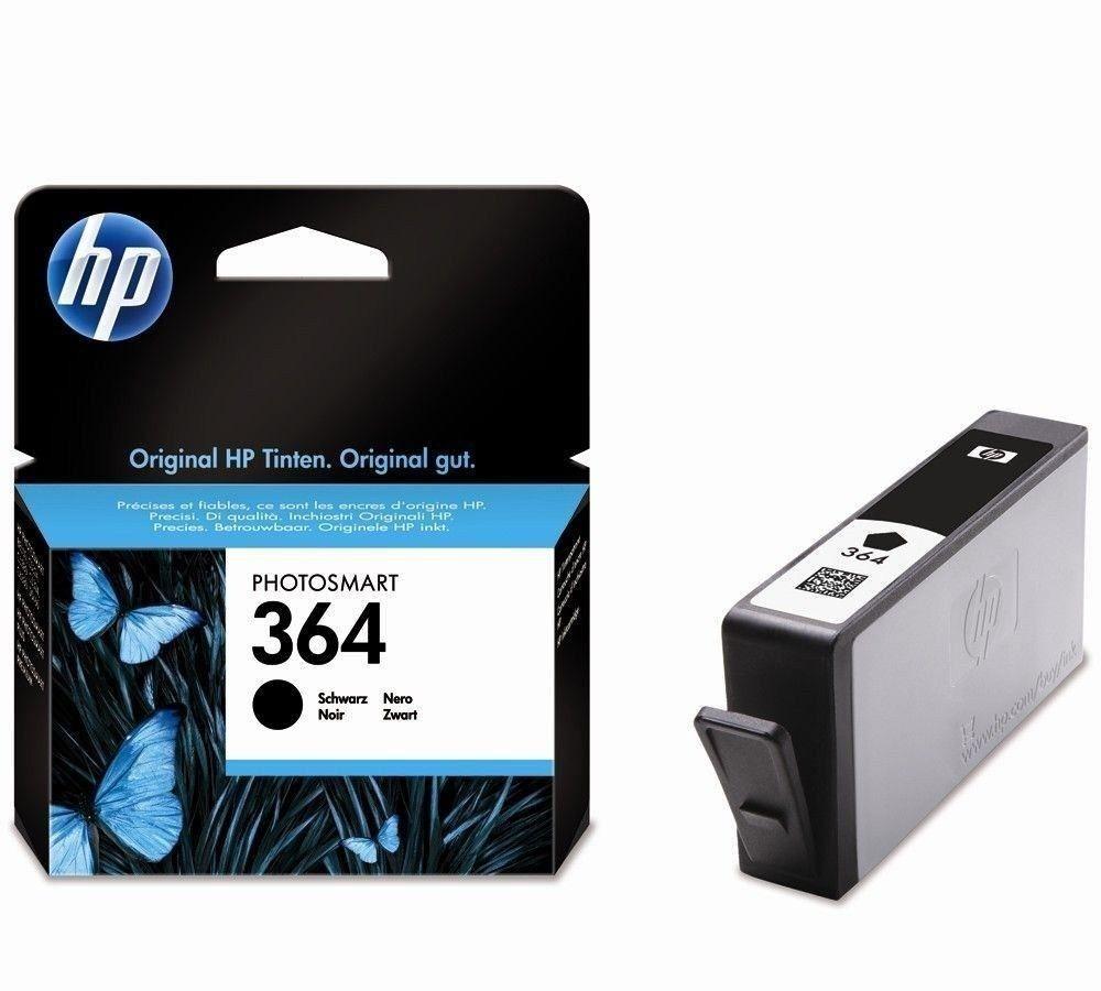 HP N°364 - CB316EE Noire