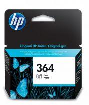 HP N°364 - CB318EE Cyan