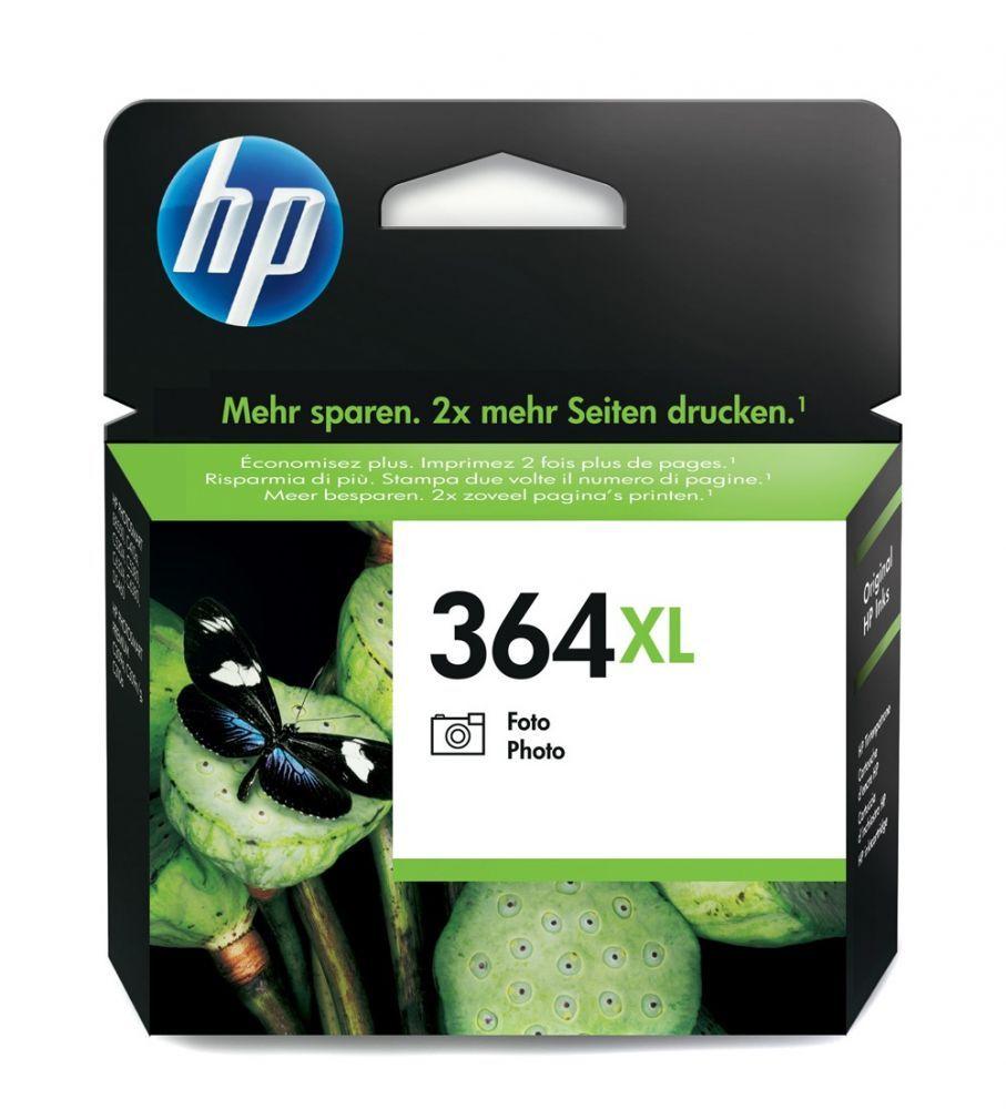 HP N°364 XL - CB322EE Noire Photo