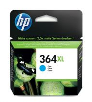 HP N°364 XL - CB324EE Cyan Photo