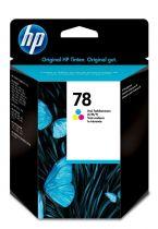 HP N°78 - C6578D - Cartouche 3 couleurs