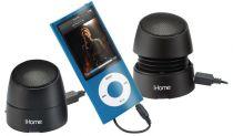iHome iHM79 Enceinte stereo Noir