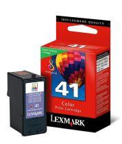 LEXMARK - Cartouche N°41 - 3 Couleurs
