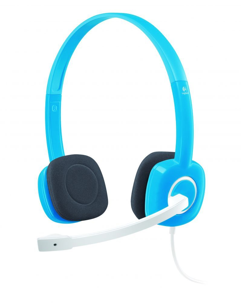 LOGITECH Casques Multimédia H150 blueberry