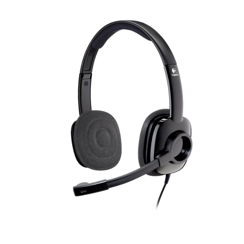 LOGITECH Casques Multimédia H250 graphite