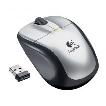 Logitech M305 Souris Optique Sans fil Light Silver