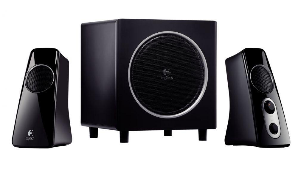 Logitech Z523 Haut-Parleurs PC systéme 2.1 Noir