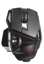 Mad Catz - Cyborg M.O.U.S. 9 Gloss Black