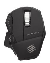 Mad Catz - Cyborg R.A.T. M Matt Black
