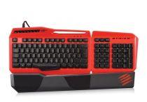 Mad Catz - Cyborg S.T.R.I.K.E 3 Gloss Red