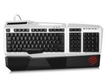 Mad Catz - Cyborg S.T.R.I.K.E 3 Gloss White