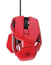 Mad Catz Souris Cyborg R.A.T 3 Gloss Red - MCB437030013/04/1