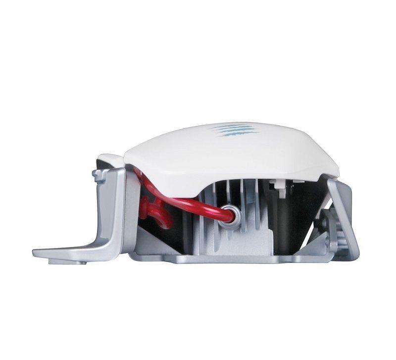 Mad Catz Souris Cyborg R.A.T 3 Gloss White - MCB437030001/04/1