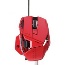 Mad Catz Souris Cyborg R.A.T 7 Gloss Red - MCB4370800C2/04/1