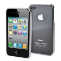MUVIT - Coque rigide crystal clearback pour iphone 4/4s