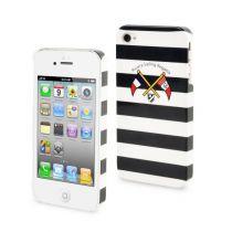 MUVIT - Coque rigide design Riviera pour iphone 4/4s