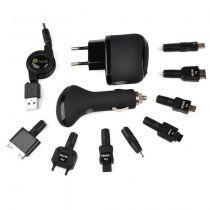 MUVIT - Pack chargeur universel 8 connecteurs