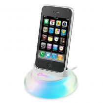 MUVIT - Station de recharge multi couleur pour iPhone
