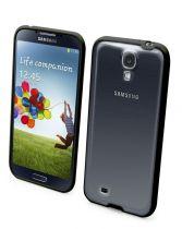 Muvit coque bimatiere contour noir Samsung Galaxy S4