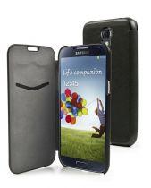 Muvit Etui flip folio noir Samsung Galaxy S4