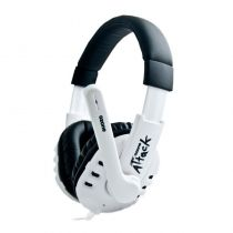 Ozone Attack Micro Casque PC Gamer Snow