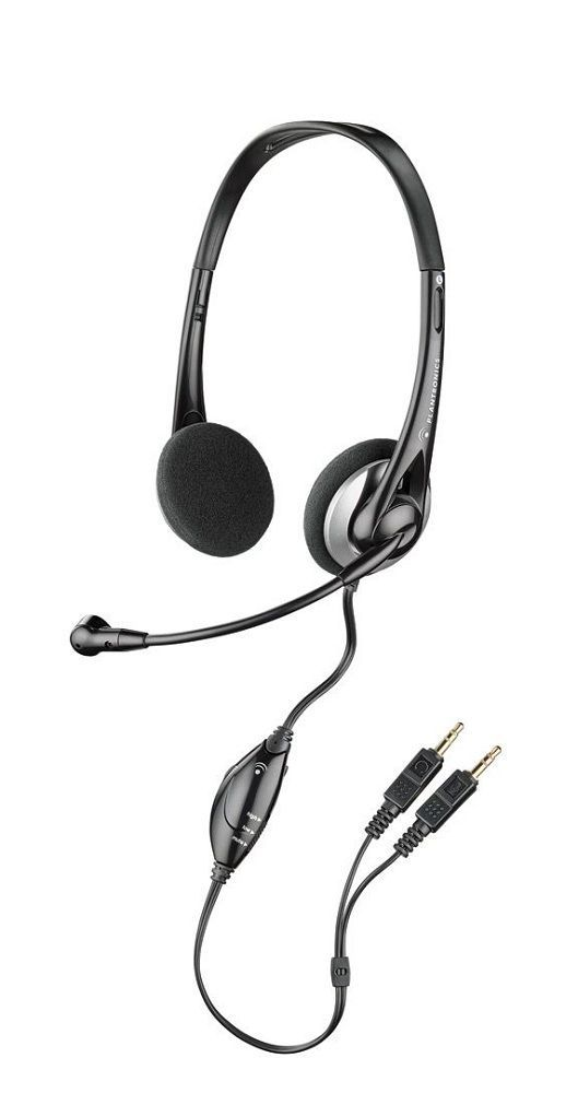 Plantronics Audio 326 Micro-casque PC