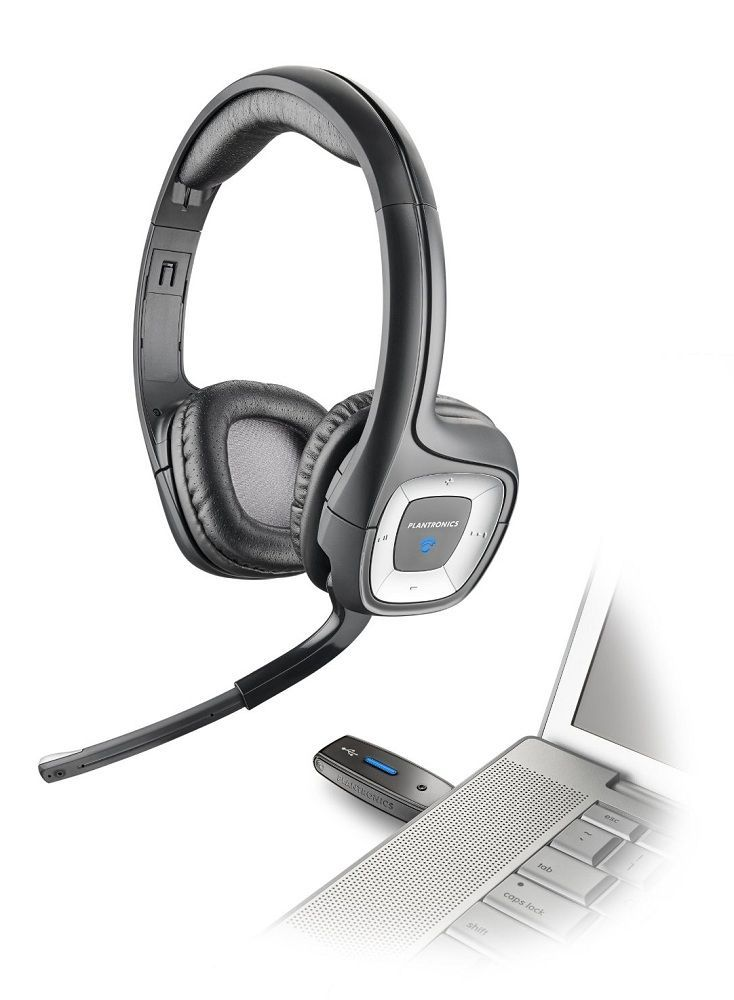 plantronics audio 955 casque pc sans fil achat vente pas cher achat mania. Black Bedroom Furniture Sets. Home Design Ideas