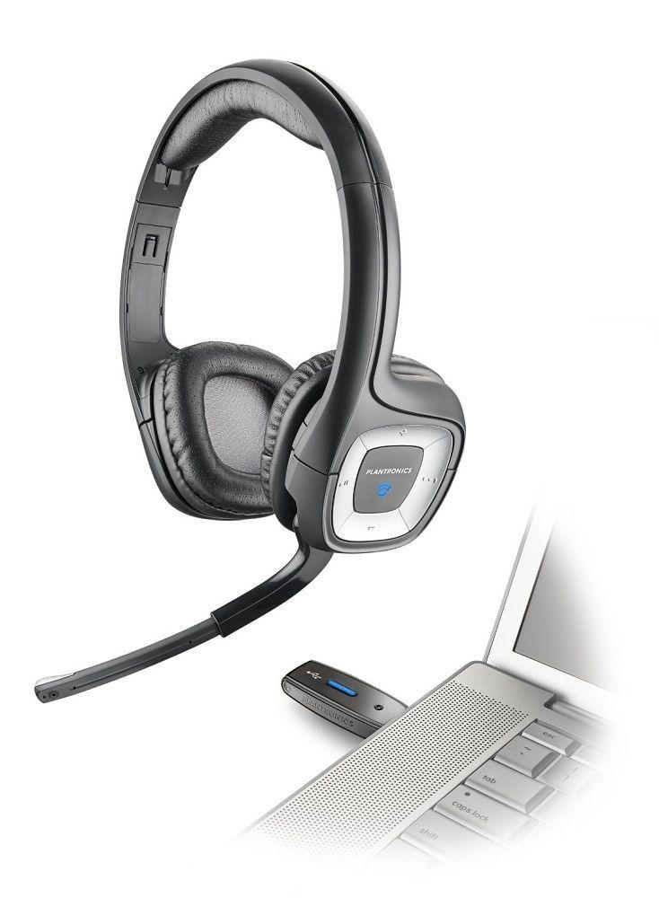 plantronics audio 955 casque pc sans fil achat vente pas cher achat mania. Black Bedroom Furniture Sets. Home Design Ideas