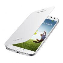 Samsung Etui flip cover blanc Samsung Galaxy S4