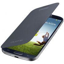 Samsung Etui flip cover noir Samsung Galaxy S4