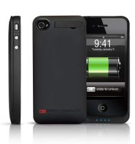 Swiss charger - Coque de protection avec batterie intégrée 1400mA