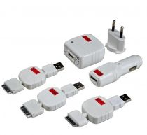 Swiss Charger iPack- Chargeur universel spécial Apple