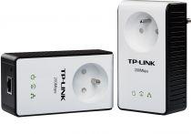 TP-Link TL-PA251 Kit de d�marrage Adaptateur CPL Gigabit AV200